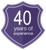 37 years of experience